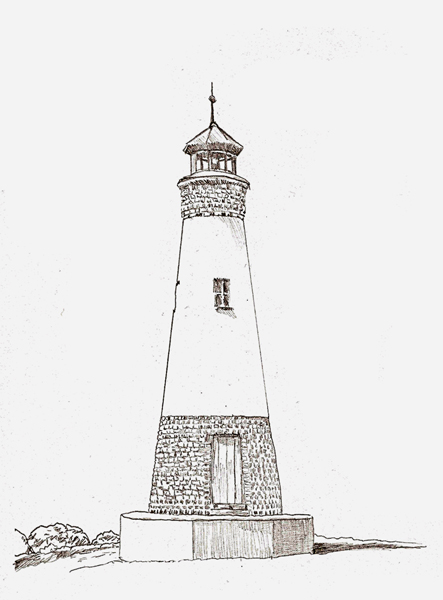 Lighthouse Of Alexandria Coloring