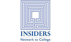 illustration web design and development for Insiders Network to College