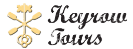 illustration and web development for Keyrow Tours