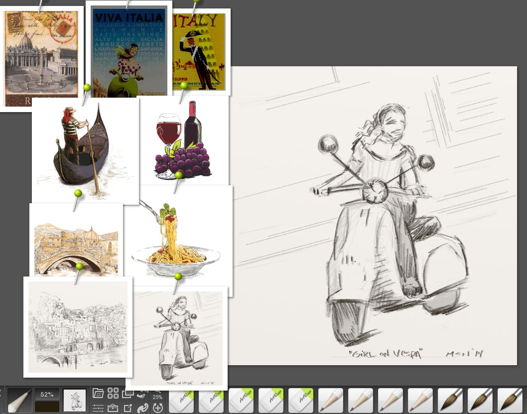 screenshot-krt-girl-on-vespa-sketch-by-camilo-3-11-14